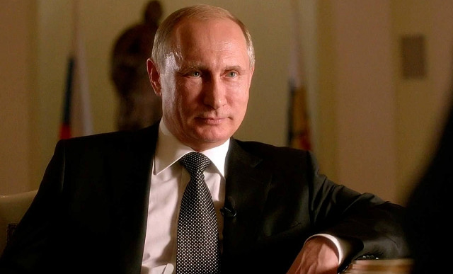Владимир Путин ушел на самоизоляцию из-за ситуации с COVID-19