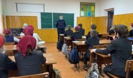В Чеченской Республике продолжаются мероприятия по предупреждению травматизма на дорогах