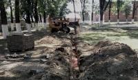В станице Ассиновская благоустраивают парк
