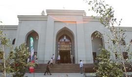 В Грозном открылась новая мечеть имени Шейха-Мансура