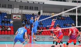 В ЧР пройдут матчи финального этапа Кубка России по волейболу