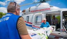 Чеченская Республика в лидерах среди субъектов России по развитию санитарной авиации