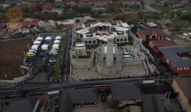 В ЧР состоялось открытие религиозного центра «Хьаьжин беш»