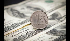 Рубль укрепился к доллару и евро на старте утренних торгов
