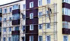 В Грозном завершается капитальный ремонт гимназии №12