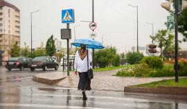 В Чеченской Республике местами ожидаются сильные дожди