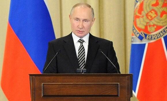 Владимир Путин: Против России ведется целенаправленная информационная кампания