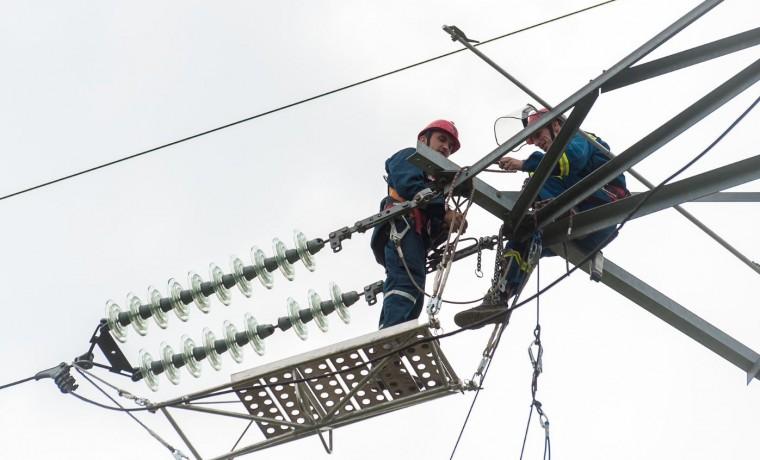 В Дагестане при поддержке чеченских энергетиков восстановили нарушенной непогодой электроснабжение