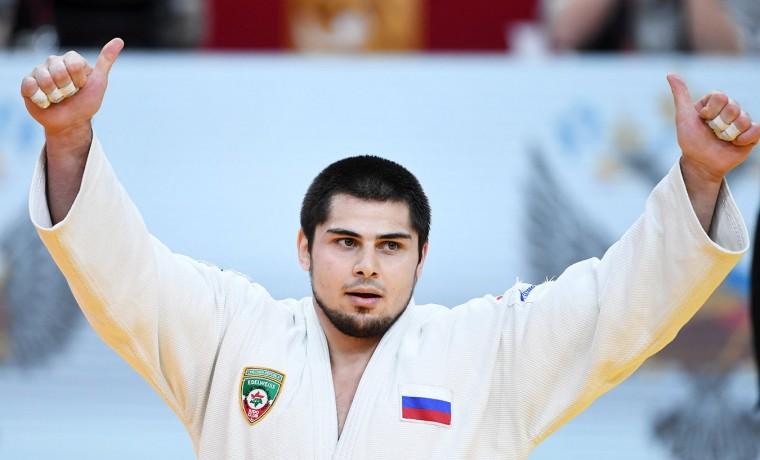 Тамерлан Башаев вышел в полуфинал Олимпийских игр в Токио