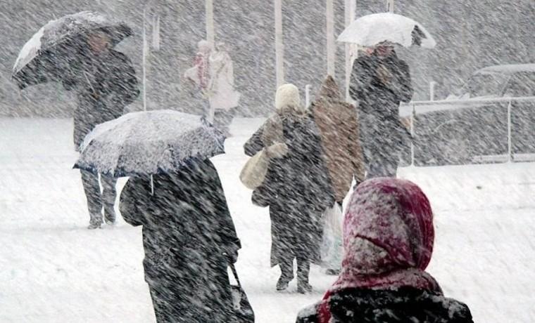 В Чеченской Республике ожидается сильный снег