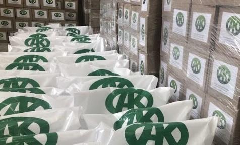 2 554 143 продуктовых набора раздал Фонд Ахмата-Хаджи Кадырова с начала пандемии