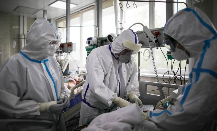 20 921 случай заражения коронавирусом выявили в России за сутки