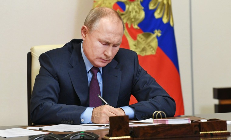 Владимир Путин установил штрафы за несоблюдение закона об устойчивом интернете