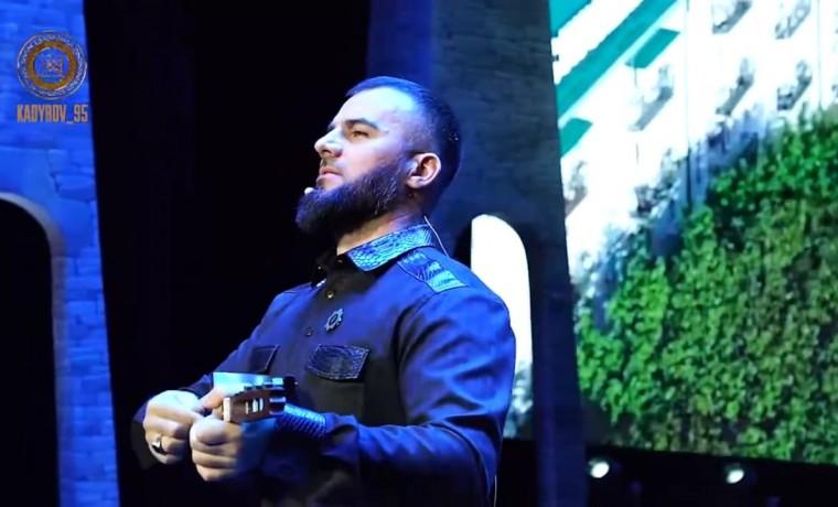 Рамзан Кадыров посетил репетицию народного артиста ЧР Ризавди Исмаилова