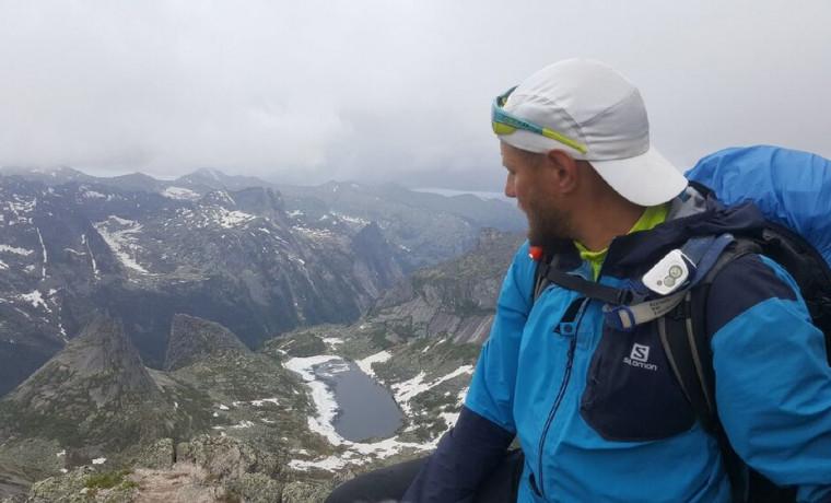 Омский ультрамарафонец Иван Давыдов совершает забег «Кавказская тропа»
