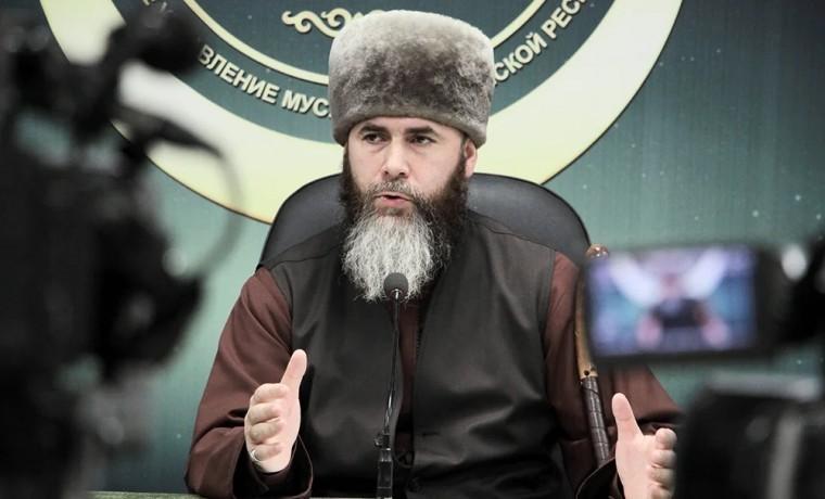 Салах-Хаджи Межиев дал интервью корреспонденту российского телеканала Russia Today