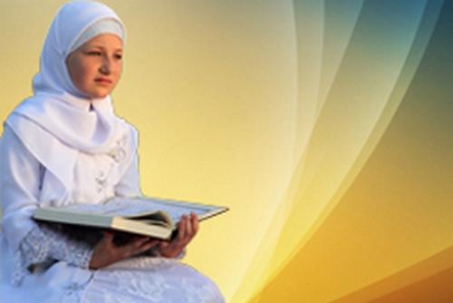 Дочь Р. Кадырова стала хафизом
