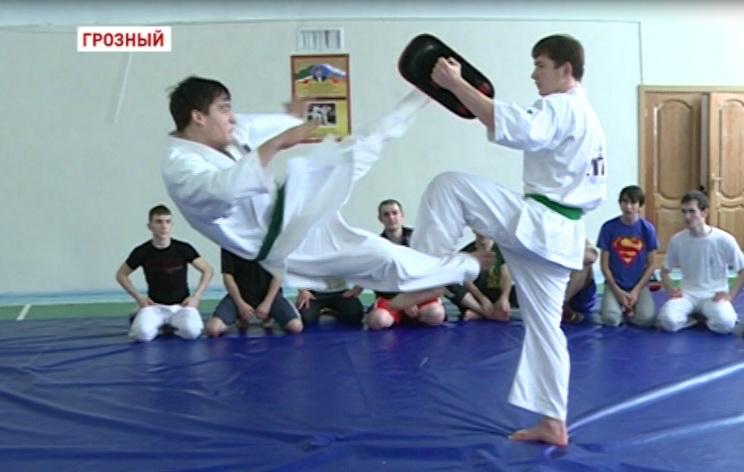 Спортсмены Республики попали в сборную страны по киокушинкай