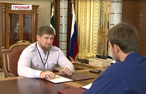 Рамзан Кадыров интересовался итогами командировки Абубакара Эдельгериева и Мусы Дадаева в Москву